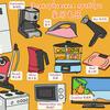 俄语图解词典 家用电器