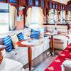 """乘坐俄罗斯最豪华列车 与""""金鹰""""一起体验怀旧之旅"""