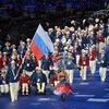 伦敦残奥会开幕 俄罗斯队阵容整齐