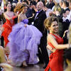 克里姆林宫举办盛大舞会纪念罗曼诺夫王朝成立400周年