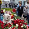 莫斯科纪念别斯兰悲剧10周年