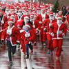 莫斯科举行慈善长跑活动