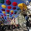 圣彼得堡的雨伞街