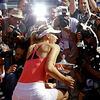 莎拉波娃获得罗马网球赛女单冠军