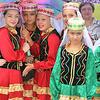 俄罗斯鞑靼人庆祝萨班图依节