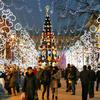 莫斯科的圣诞集市