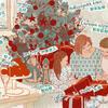 俄语图解词典 在俄罗斯庆祝新年