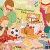 俄语图解词典 野餐