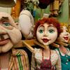 童年记忆中那些栩栩如生的木偶人物