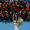 莎娃夺得中国网球公开赛女单冠军