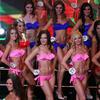 """俄罗斯美女:""""俄罗斯丽人""""选美大赛在莫斯科举行"""