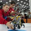 世界机器人奥利匹克赛在索契举行