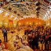 描绘了罗曼诺夫皇室生活的宫廷画家米哈伊·季奇