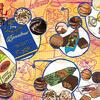 俄罗斯的甜蜜滋味:闻名遐迩的六款经典糖果