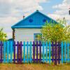 色彩缤纷且富于艺术气息的巴什科尔托斯坦村舍