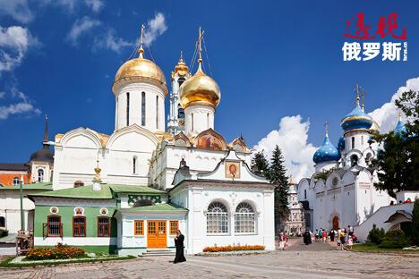 俄罗斯最美的10座教堂