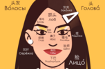 Face parts Visual Dictionary