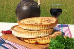 Ossetian meat pie