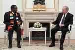 Putin and Mnangagwa