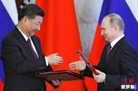 Putin and Xi Jinping