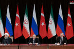 Russia Turkey Iran Sochi Conference