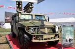 Kornet-EM anti-tank guided missile system