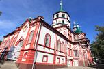 Irkutsk Siberian baroque architecture