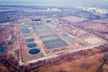Sewage treatment plant in Samara Region