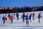 Figure skating school