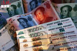 Ruble and Yuan