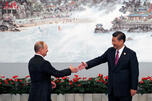 Putin and Xi in China