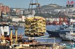 Vladivostok harbour CN