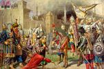 Tsar Ivan IV Conquering Kazan CN