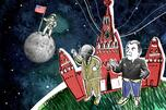 USSR US moon mission