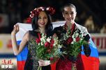 Zagitova and Tuktamysheva