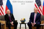 G20 Putin and Trump
