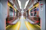 Moscow metro carriage