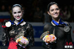 Zagitova and Medvedeva