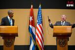 Obama's visit to Cuba CN