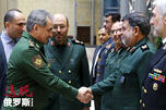 Defense ministers of Russia and Iran meet in Moscow CN