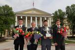 图中:圣彼得堡国立精密机械和光学学院代表队。摄影:PhotoXPress