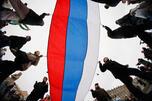 6月12号莫斯科举行了《百万人抗议》大规模示威游行。摄影:AP