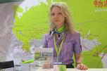 2012北京旅博会俄罗斯展台。摄影:Tatyana Schenkova