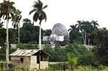 位于古巴卢尔德市的前苏联军事基地。图片来源:路透社