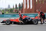 玛鲁西亚车队曾多次对媒体表示,目前的主要目标不是赢得比赛,而是调整车队,具体目标将于3至4年后实现。图片来源:塔斯社