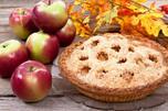 在苹果节里,传统的俄罗斯苹果蛋糕也是不可或缺的。图片来源:Getty Images / Fotobank