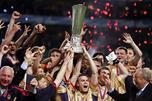 2005年在里斯本举行的决赛中,获得欧洲联盟杯冠军使中央陆军队达到了一个崭新的高度,这是俄罗斯的俱乐部球队历史上第一次获得欧洲足球冠军。图片来源:路透社
