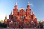 历史博物馆就其展品规模和丰富程度而言,是俄罗斯所有博物馆中最大的一个。