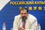 俄罗斯当代著名科幻小说家谢尔盖·卢基扬年科。图片来源:PressPhoto