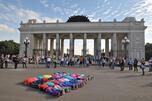 经过2011年的大规模改造,如今的高尔基公园已经越来越成为被莫斯科市民喜爱的休闲文化区。图片来源:《生意人报》